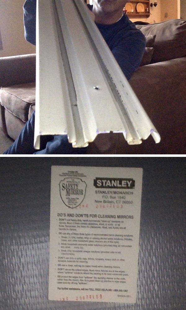 Stanley Monarch Sliding Glass Closet Tracks Swisco Com