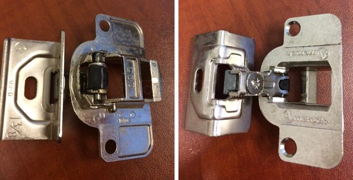 Amerock 5027474 Concealed Hinge Euro Swisco Com