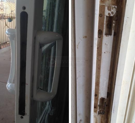 Masterpiece Patio Door About 20 Years Old Swisco