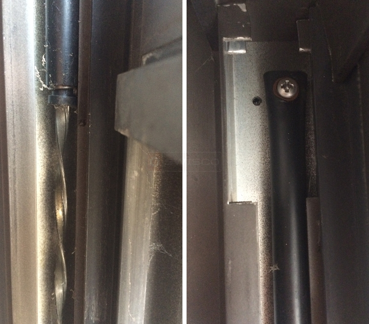 Double Hung Window Spring Replacement : Double hung traco window spring replacement swisco
