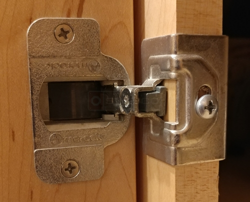 Need Replacement Hinges For Amerock : SWISCO.com