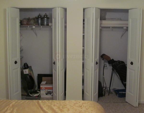 Bifold Doors Price >> Benchmark Bi fold Steel Door Track : SWISCO.com