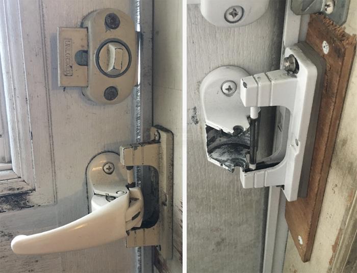Replacement Forever door handle : SWISCO.com