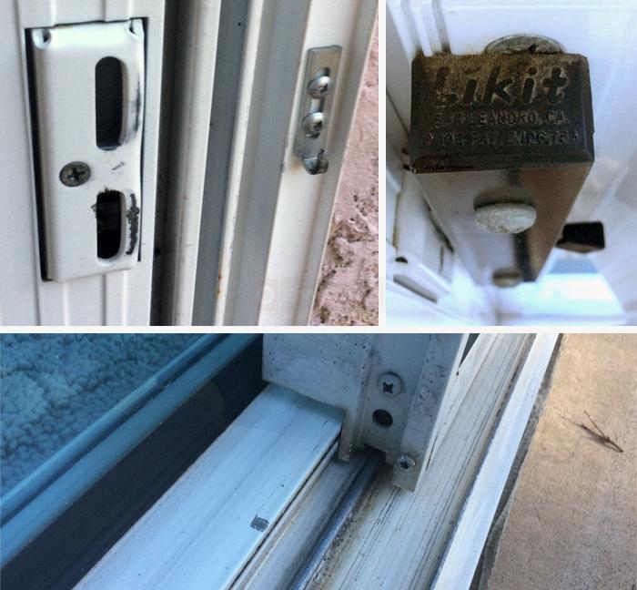 Beau Patio Door Hardware