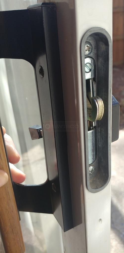 Sliding Glass Door Lock Swisco