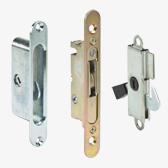 Patio Glass Door Replacement Handles and Locks : SWISCO com