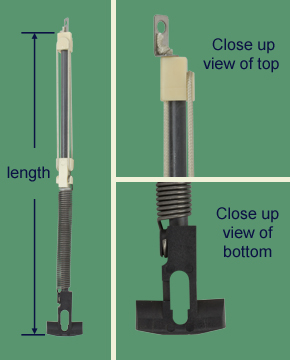Series 850 Block and Tackle Rod Balance
